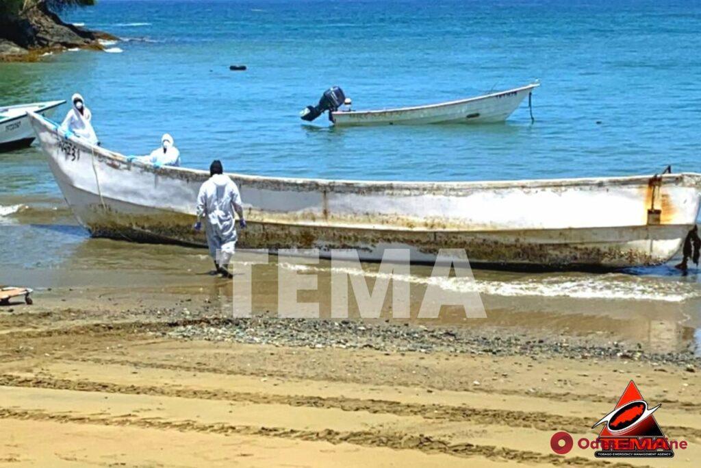 В Карибском море обнаружили судно с мертвым экипажем на борту