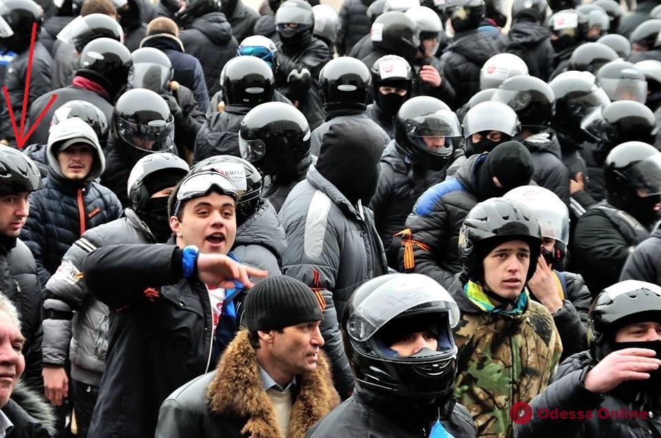Одесские активисты требуют привлечь к ответственности экс-губернатора Скорика за организацию побоища 19 февраля 2014 года