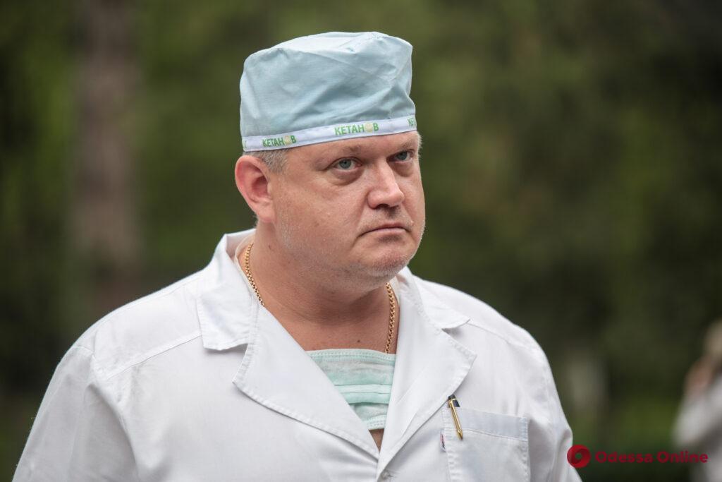 ДТП с электросамокатами на Трассе здоровья: медики рассказали о состоянии пострадавшего парня