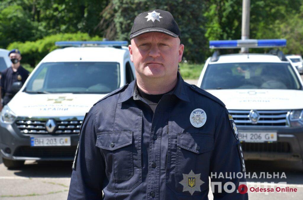 Полицейские и нацгвардейцы возьмут под усиленную охрану курортные зоны Одессы