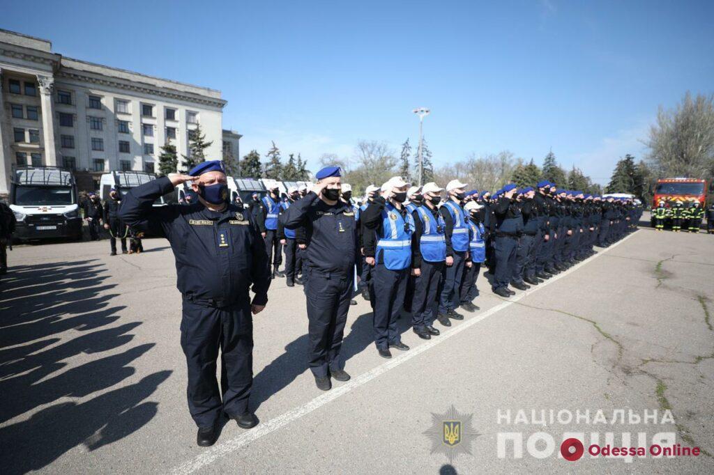 На Куликовом поле прошел инструктаж для сотрудников силовых структур (фото)
