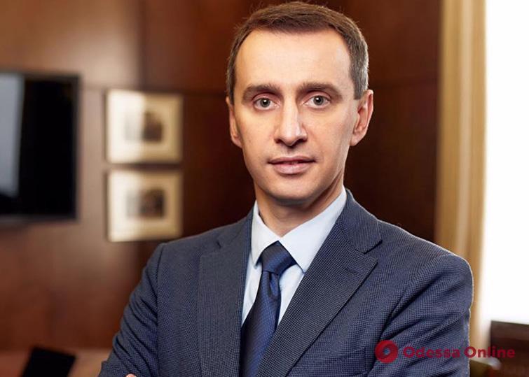 Верховная Рада утвердила Виктора Ляшко на посту министра здравоохранения