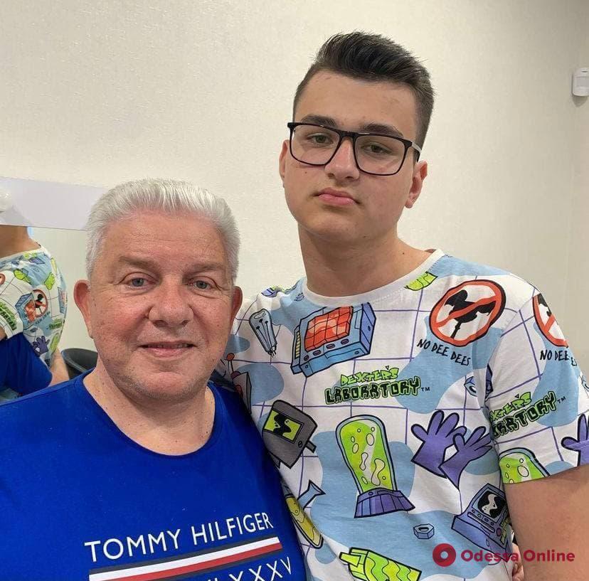 У Олега Филимонова умер внук (обновлено)
