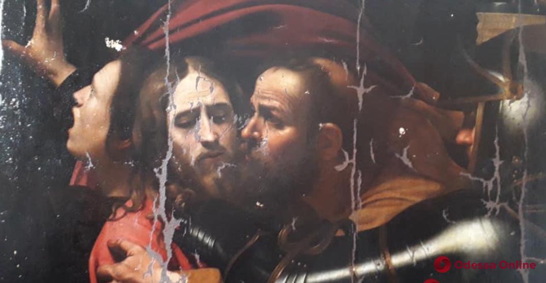 Украденную из одесского музея картину Караваджо «Поцелуй Иуды» могут вернуть в сентябре