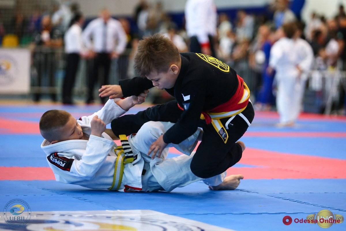 В Одессе состоялся рейтинговый международный турнир по бразильскому джиу-джитсу