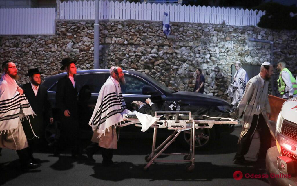 В Израиле обрушилась трибуна в синагоге – есть погибшие и пострадавшие