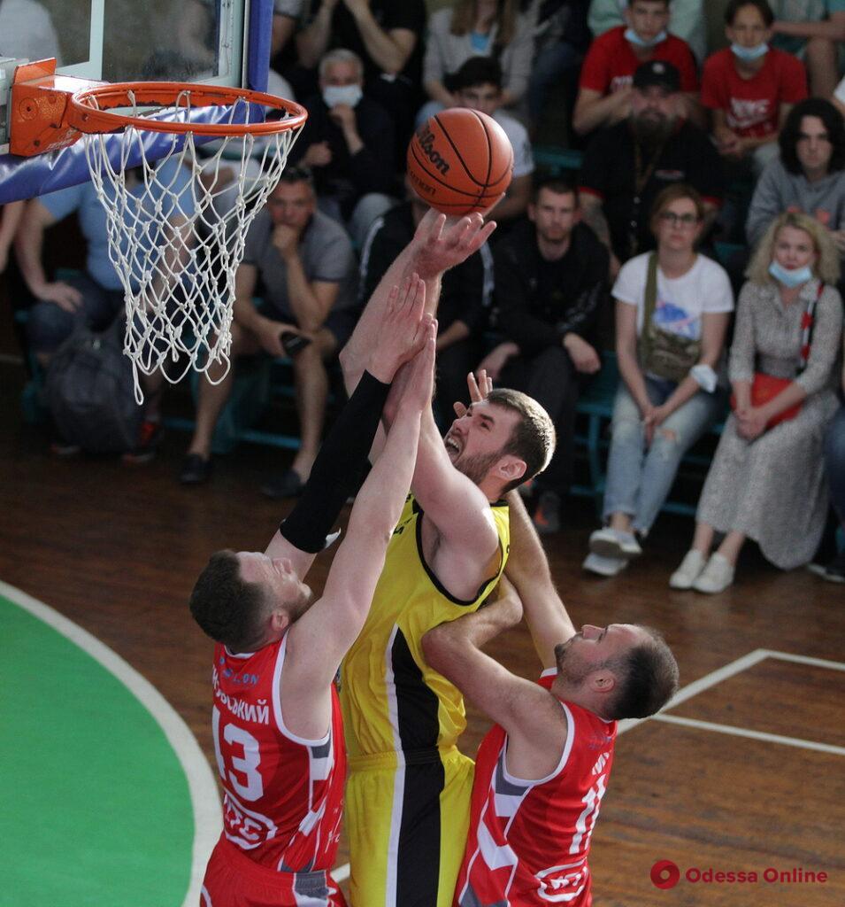 Баскетбол: одесская «БИПА» завоевала «золото» чемпионата Украины