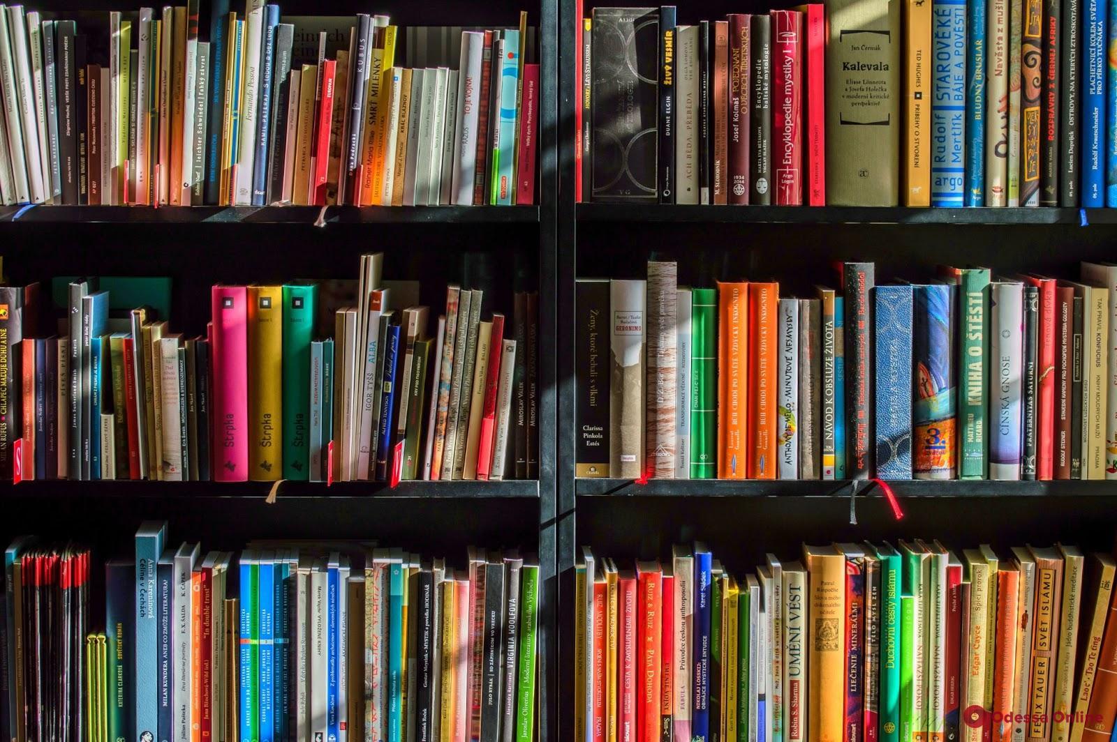 С 16 июля не менее 50% названий книг в магазинах должны быть на украинском языке