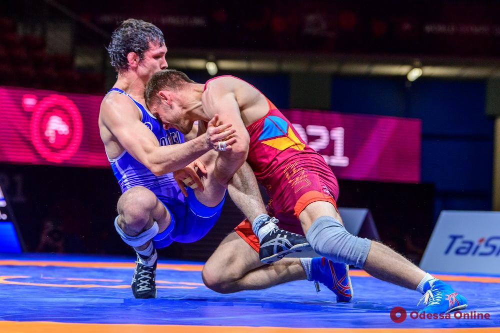 Борец из Одесской области завоевал «серебро» мирового отбора на Олимпийские игры