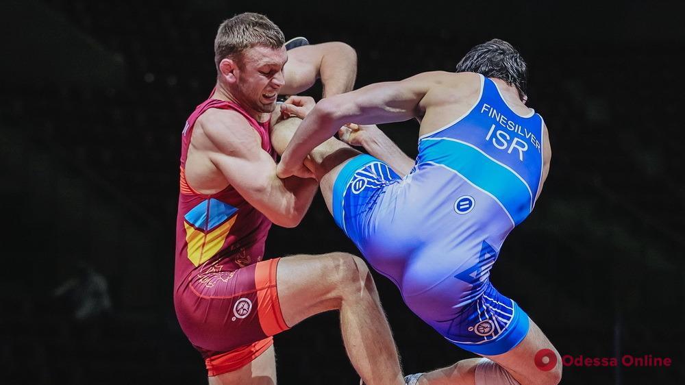 Борец из Одесской области завоевал лицензию на Олимпийские игры в Токио
