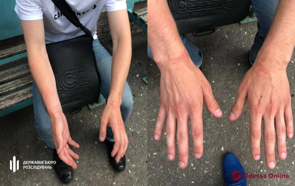 Одесского патрульного будут судить за избиение 17-летнего подростка