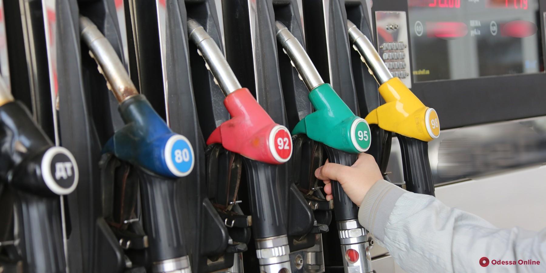 Крупнейшие украинские сети АЗС приостановили продажу топлива премиум-класса