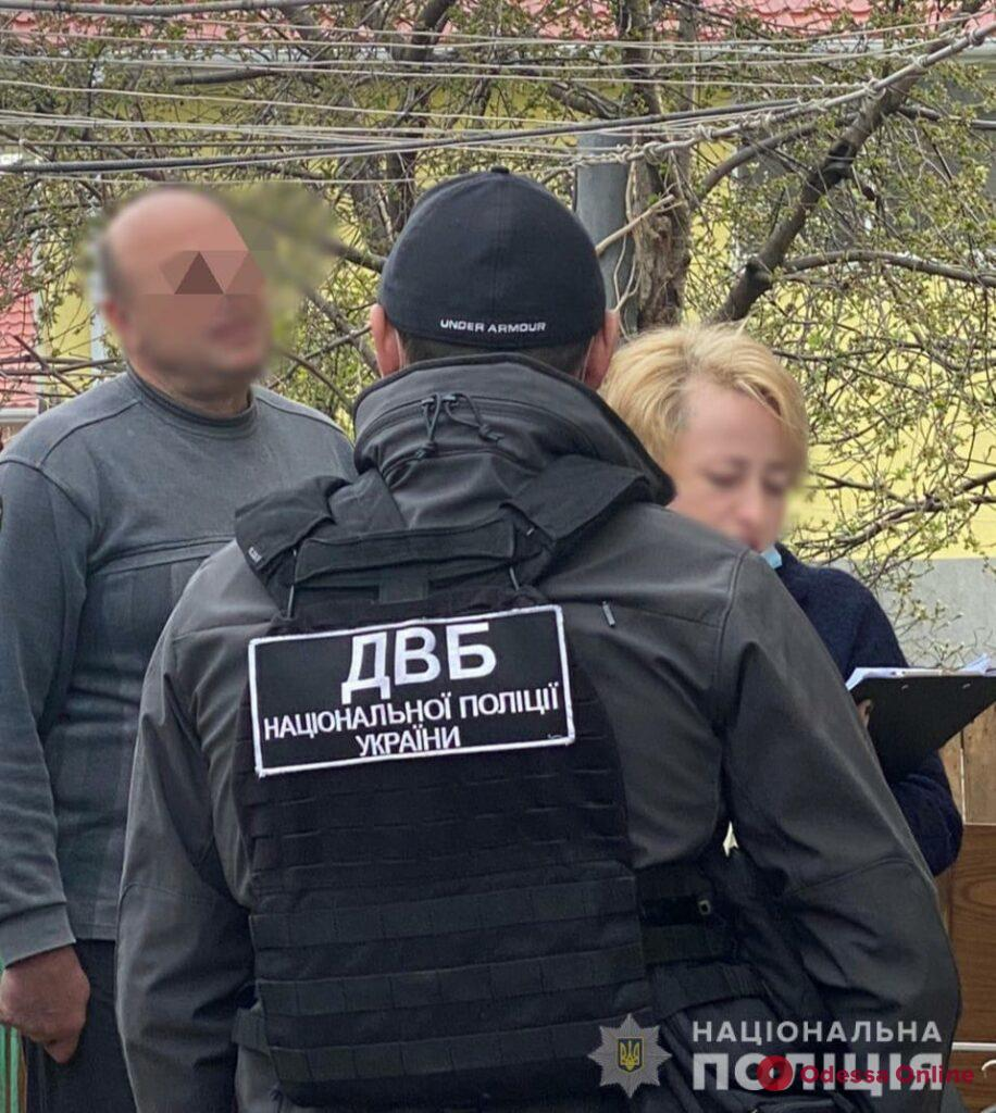 Под Одессой поймали семейную пару педофилов