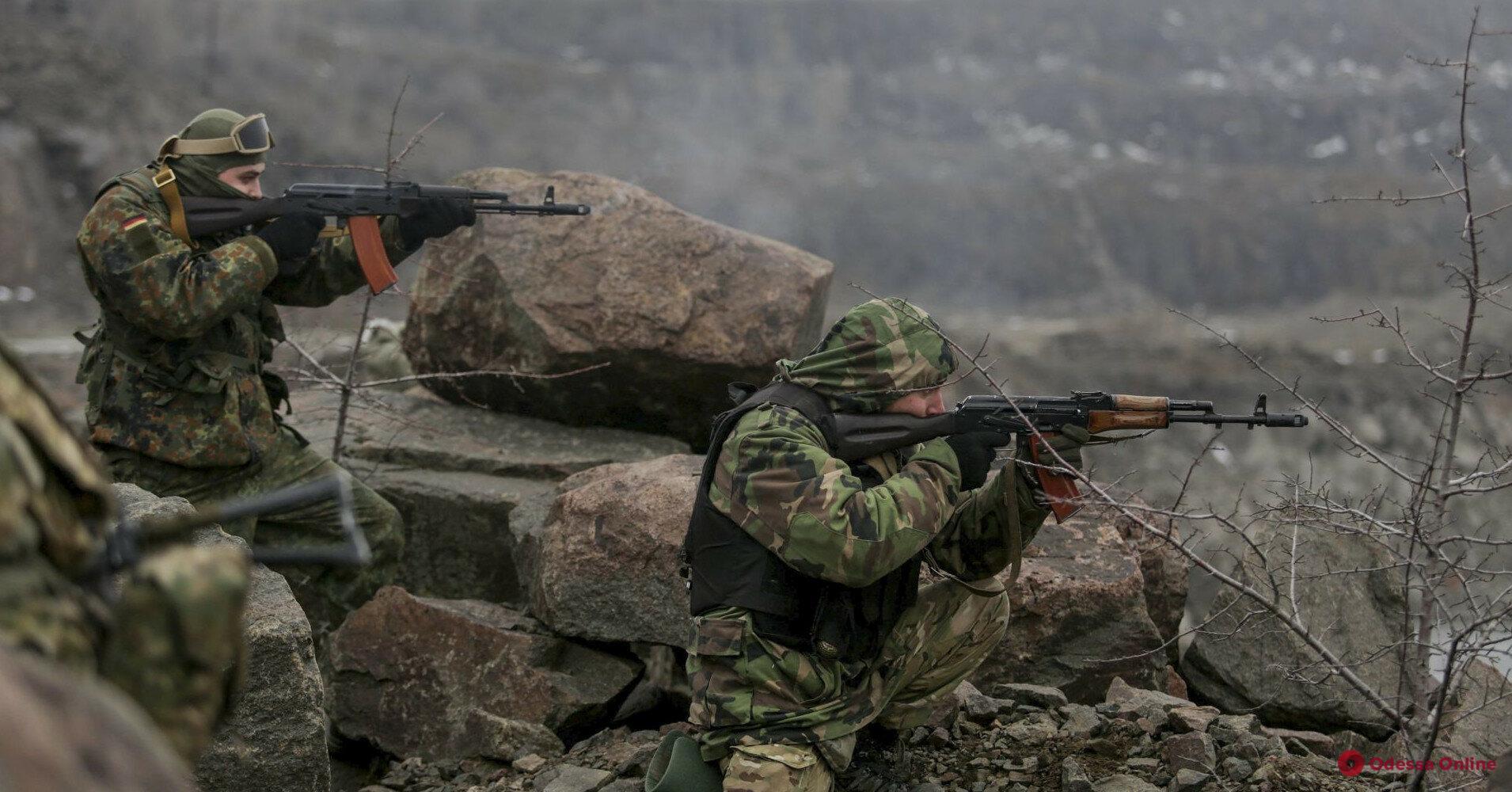 Верховная Рада приняла закон о военных преступлениях
