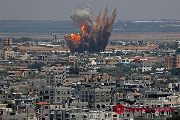 Обострение арабо-израильского конфликта: «сектор Газа хотят покинуть 120 украинцев», — МИД