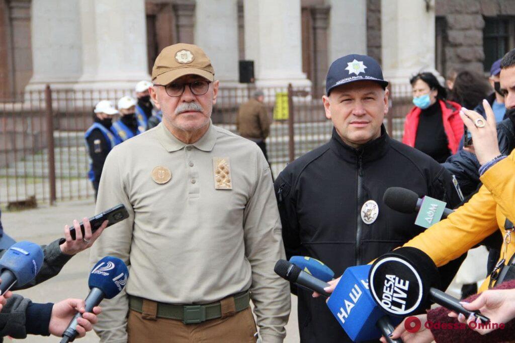 Годовщина трагедии 2 мая в Одессе: полиция пока не зафиксировала нарушений общественного порядка