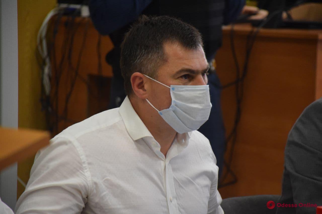 Апелляционный суд отказался изменить меру пресечения Сергею Стерненко