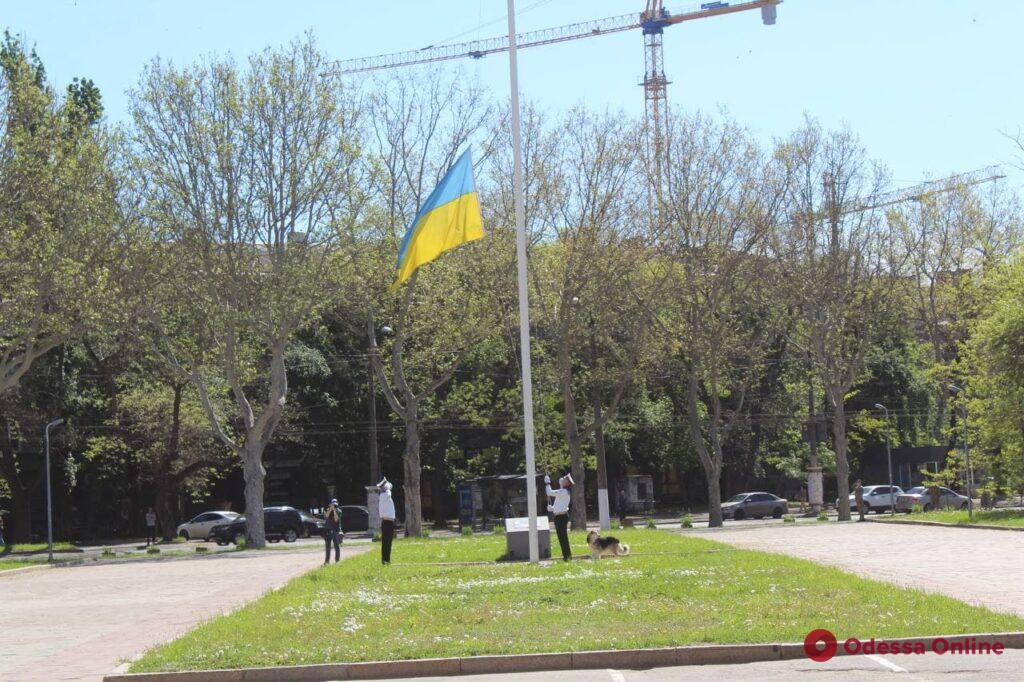 Концерт, еврогородок и пивное мороженое: в Одессе отмечают Дни Европы (фото, видео)