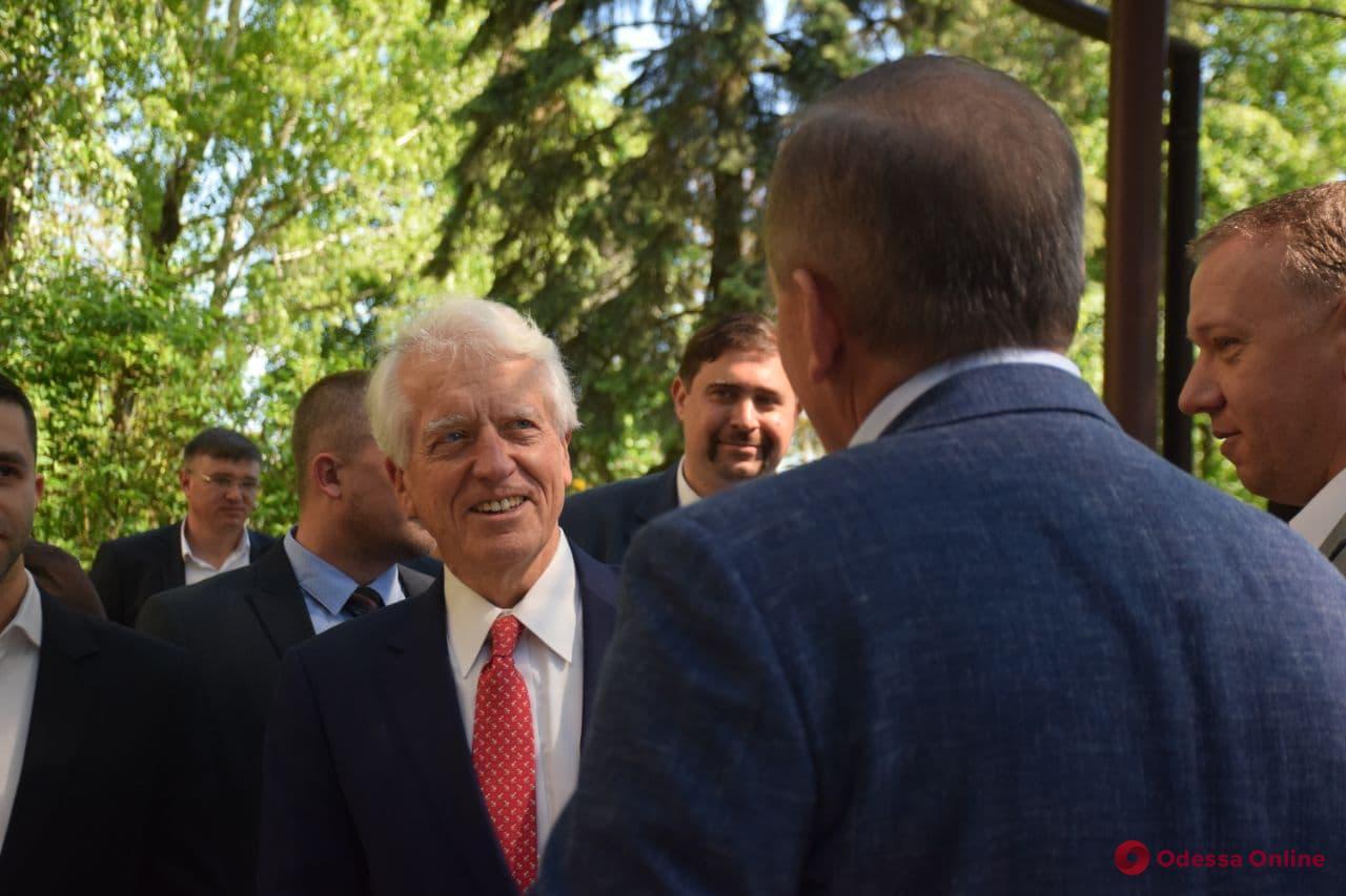 В Одессу приехал конгрессмен США