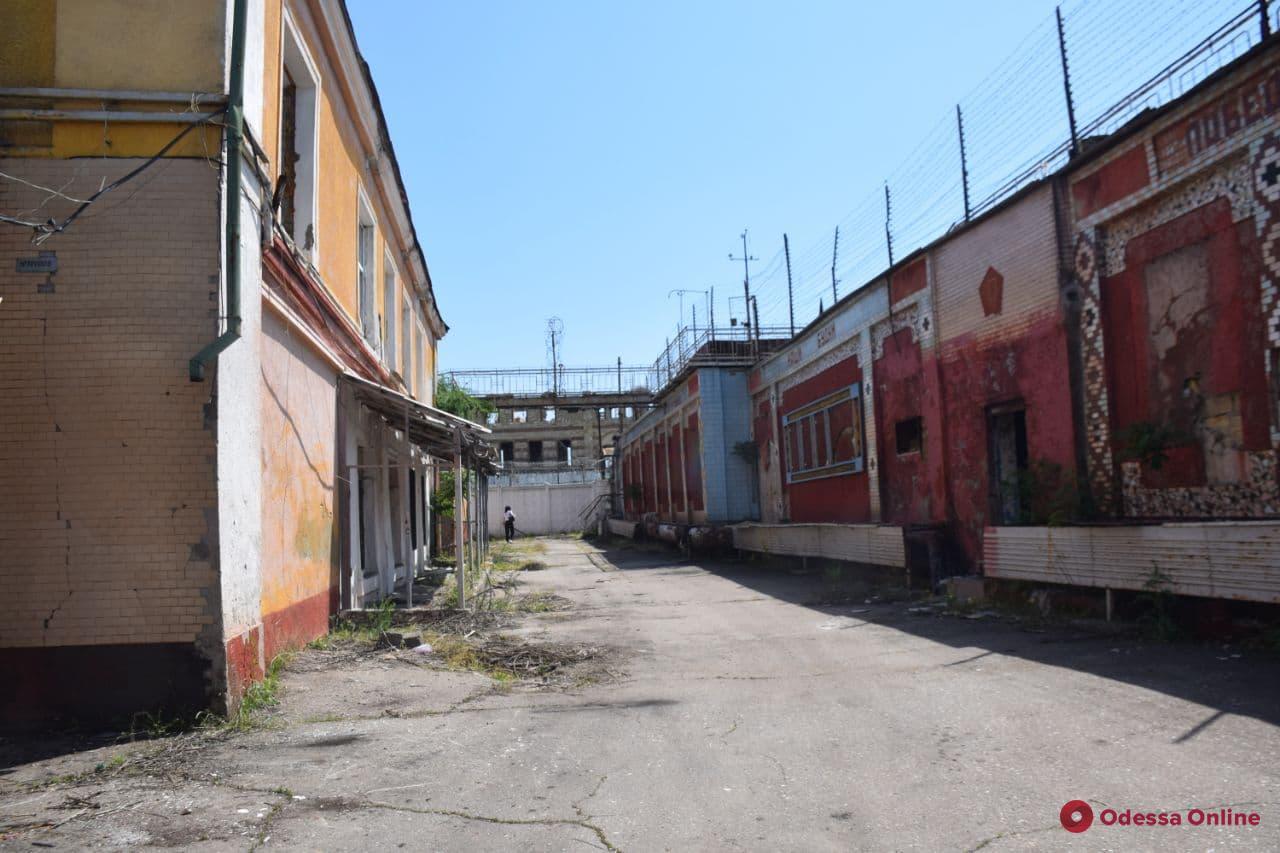 Одесскую колонию на Люстдорфской дороге снова выставят на продажу – Минюст