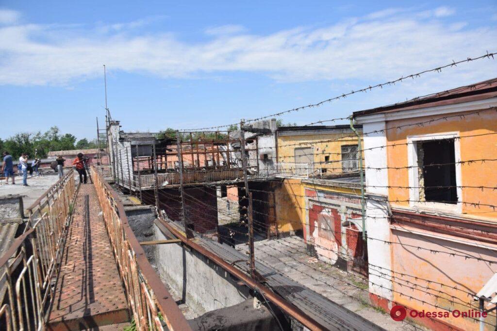 Министр юстиции приехал в Одессу «продвигать» продажу тюрьмы