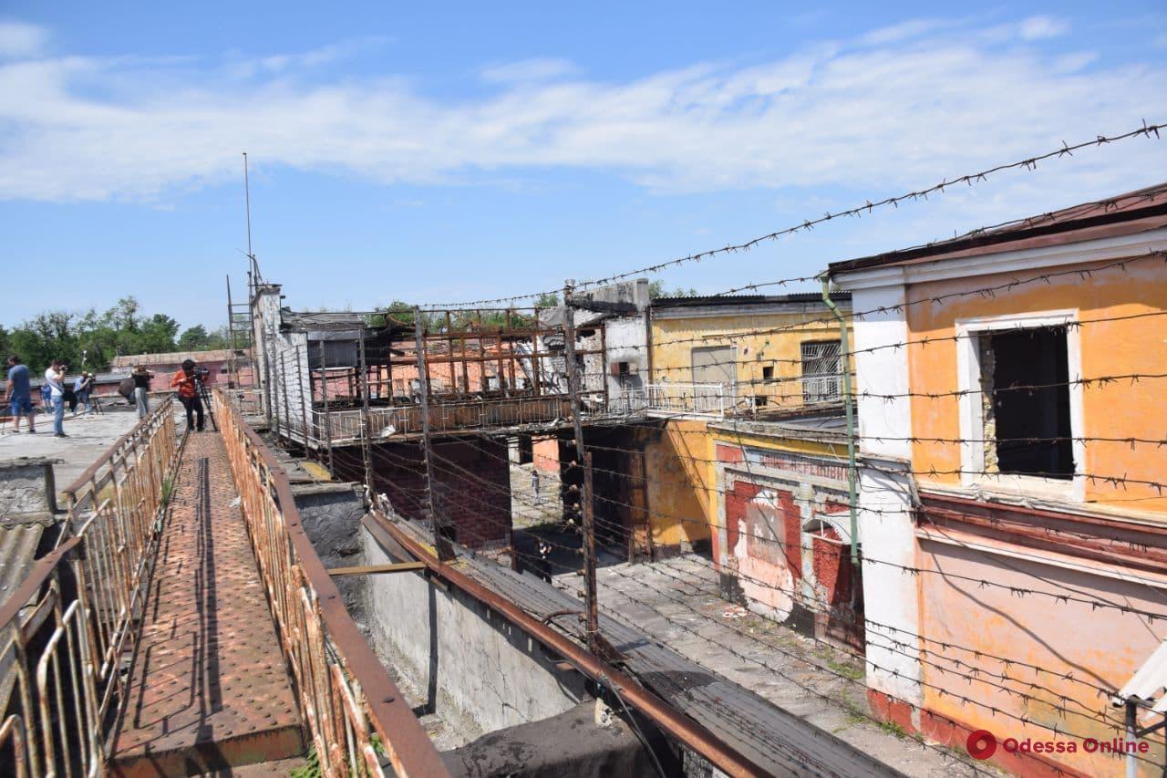 Поле битвы – тюрьма: на территории одесской колонии сыграют в страйкбол