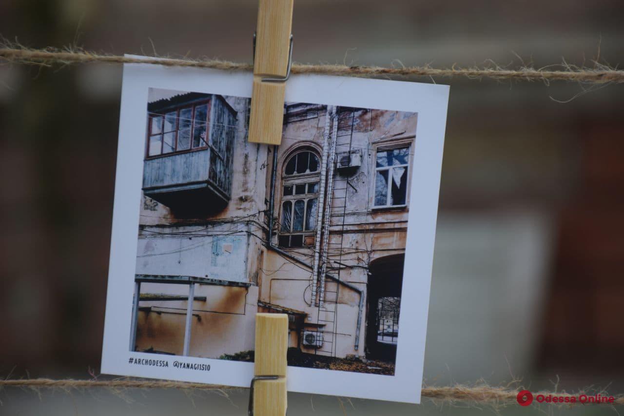 На Даче Маразли проходит необычная фотовыставка