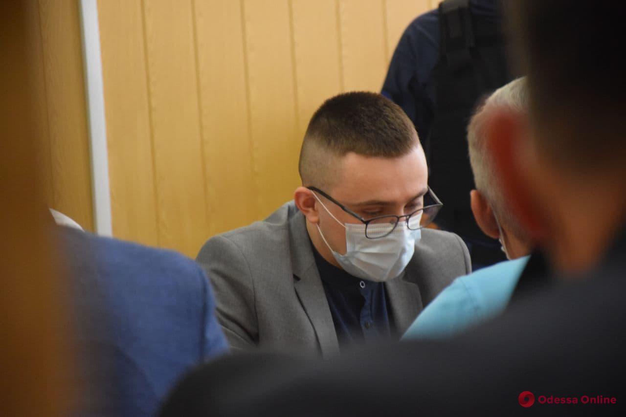 Одесский апелляционный суд смягчил приговор Стерненко