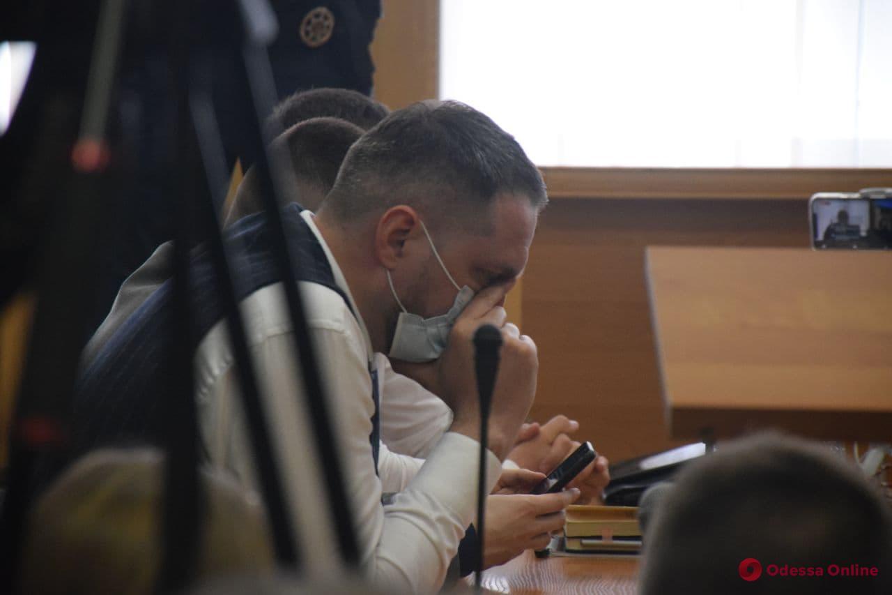 Дело о похищении экс-депутата: одесский апелляционный суд оправдал Стерненко по одной из статей обвинения (обновляется)