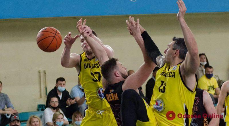 Баскетбол: одесская «БИПА» – в финале высшей лиги чемпионата Украины