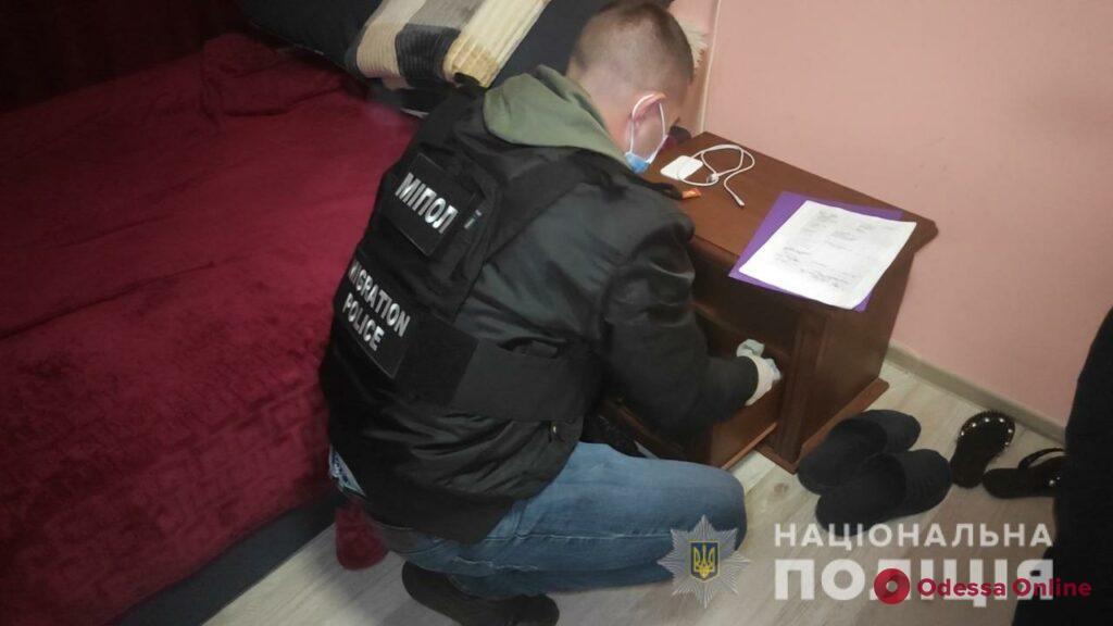 В Одессе «накрыли» десять борделей