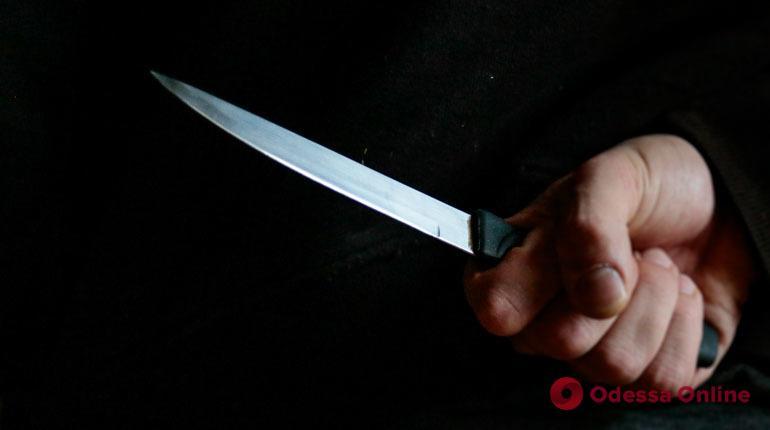В Одессе житель Черноморска несколько раз пырнул ножом пластического хирурга
