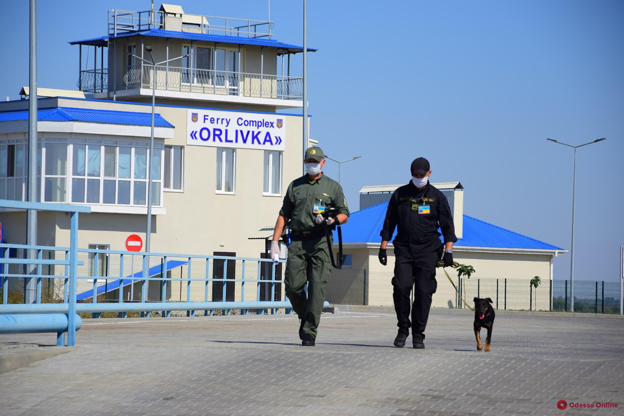 В Одесской области пограничники задержали грузина, которого разыскивал Интерпол