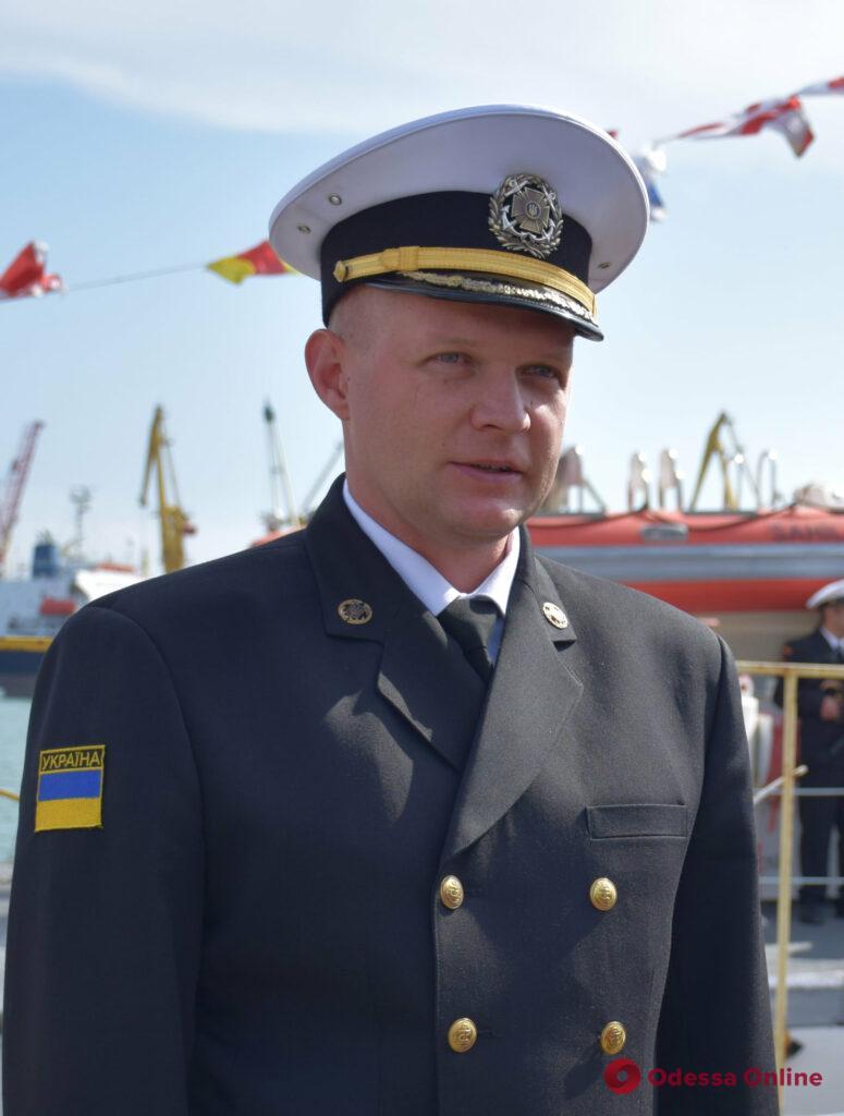 Продолжаются поиски пропавшего начальника штаба Одесского отряда морской охраны пограничной службы