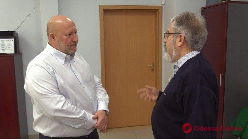 Подписан Меморандум о сотрудничестве между компанией «Евротерминал» и Музеем современного искусства Одессы