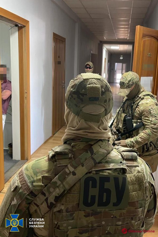 В Одессе СБУ «накрыла» конвертцентр