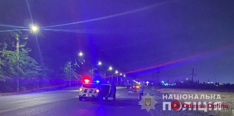 Под Одессой водитель автомобиля Toyota насмерть сбил пешехода