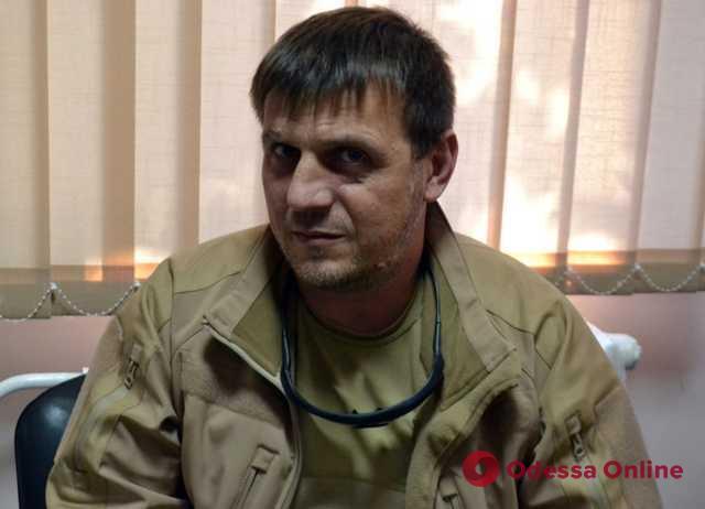 Полиция задержала известного одесского активиста