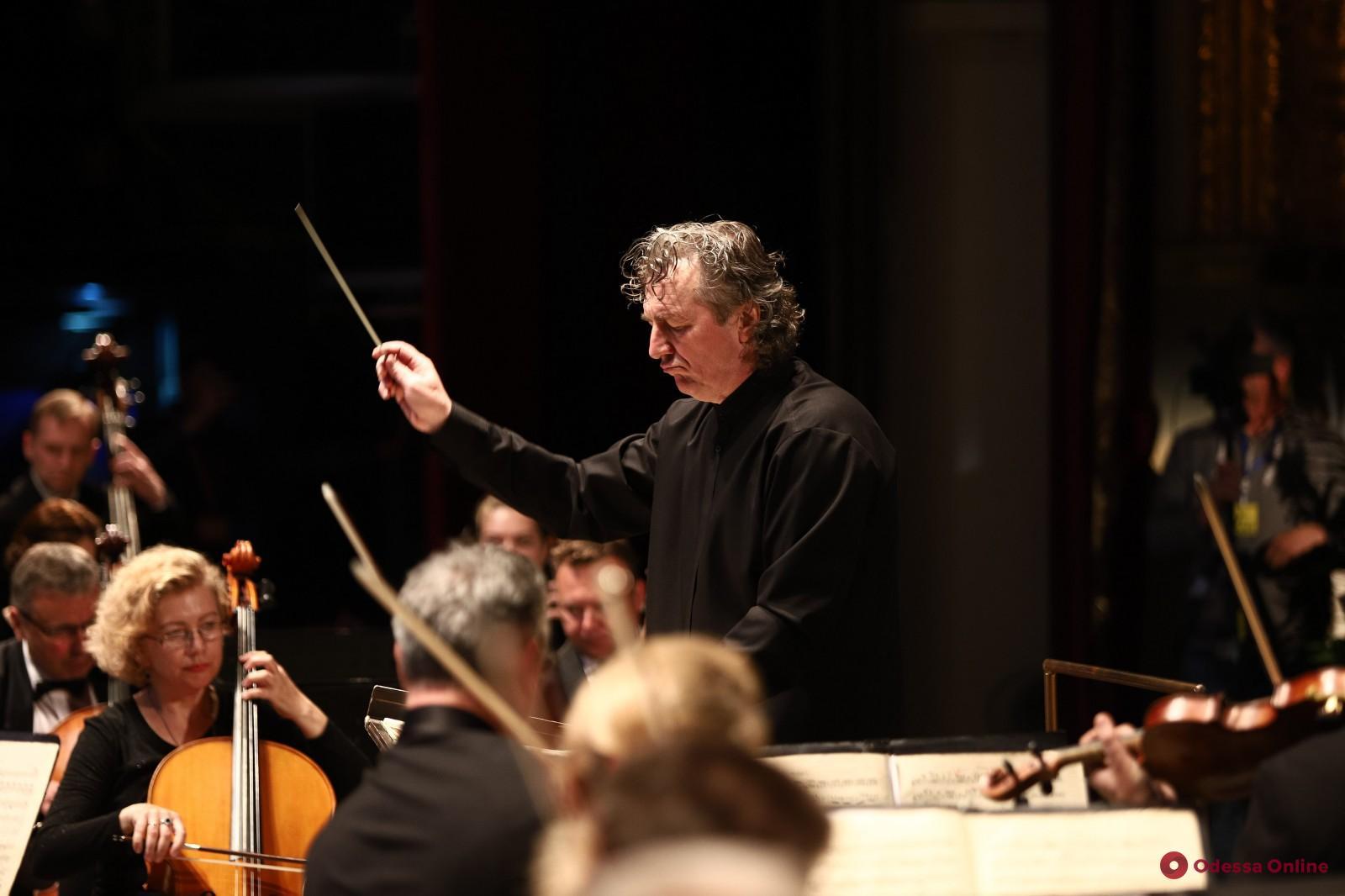 В Одессе открылся VII международный фестиваль классической музыки Odessa Classics