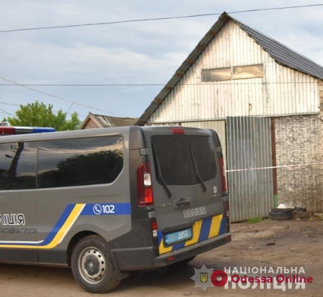 Житель Одесской области убил знакомого и застрелился сам