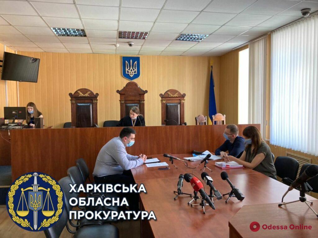 Харьковчанина, бросившего в толпу гранату, отправили в СИЗО
