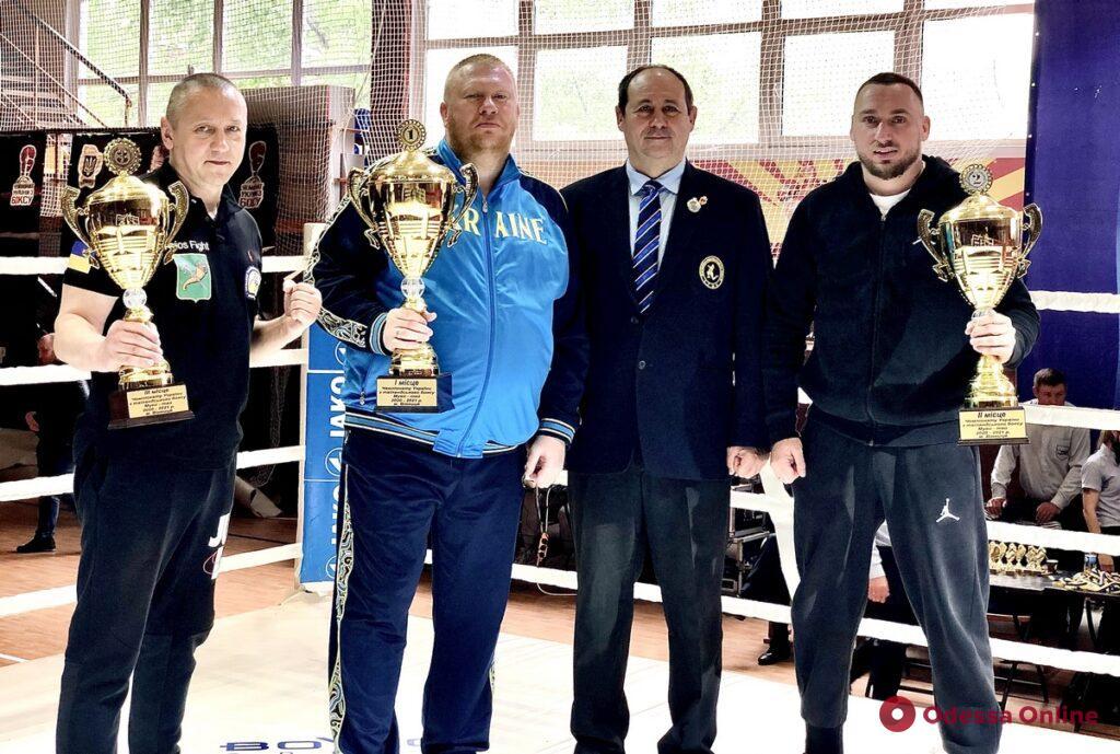 Таиландский бокс: сборная Одесской области блестяще выступила на чемпионате Украины