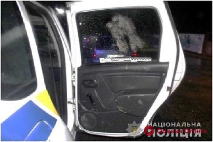 Пьяный измаильчанин ударил полицейского ногой в лицо