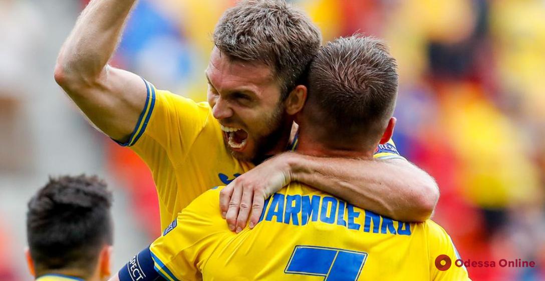 Евро-2020: определился соперник сборной Украины по 1/8 финала