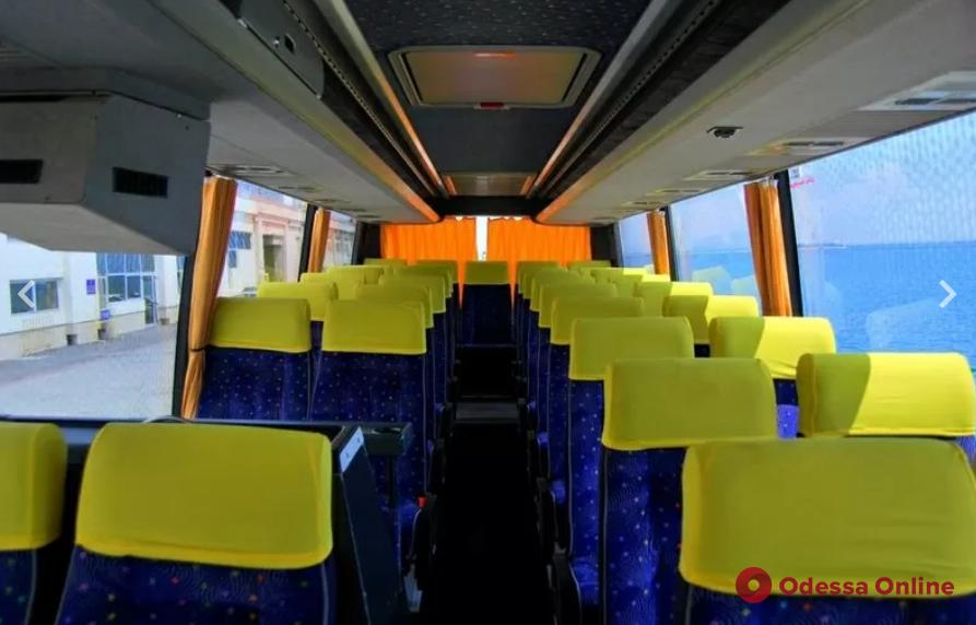 В Одессе на линию вышли новые пассажирские автобусы еврокласса