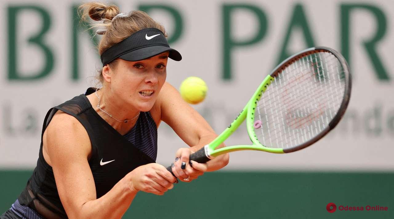 Одесская теннисистка не смогла пробиться в 1/8 финала Roland Garros