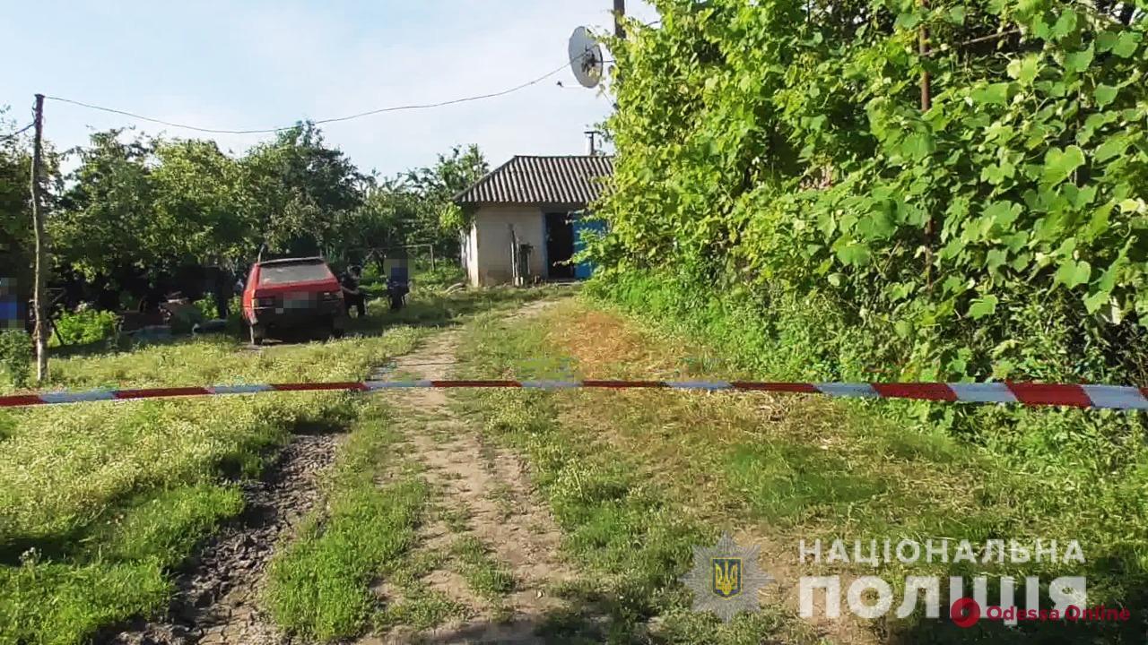 Житель Одесской области стрелял в односельчанина из ревности (видео)
