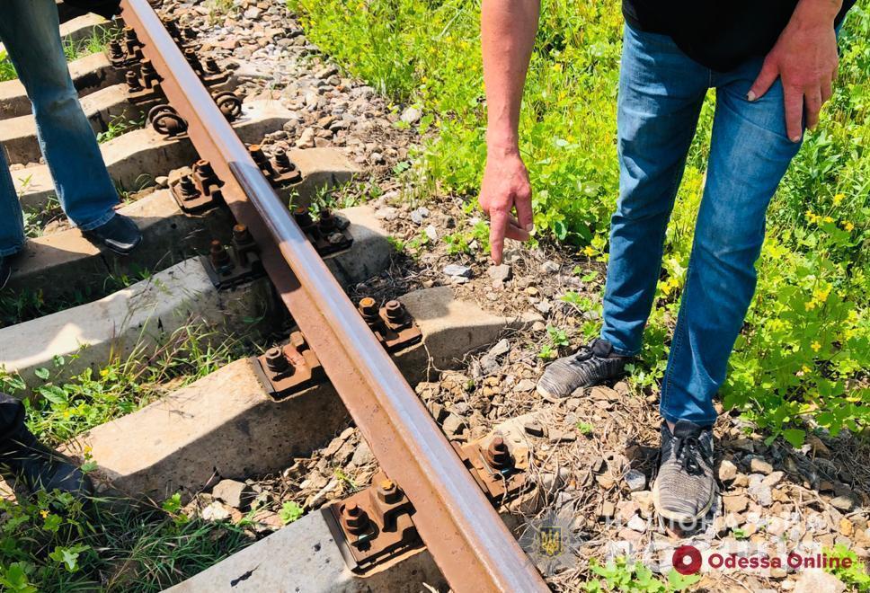 В Измаиле поймали железнодорожного вора