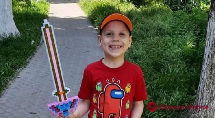 В Одессе пропал шестилетний мальчик (обновлено)