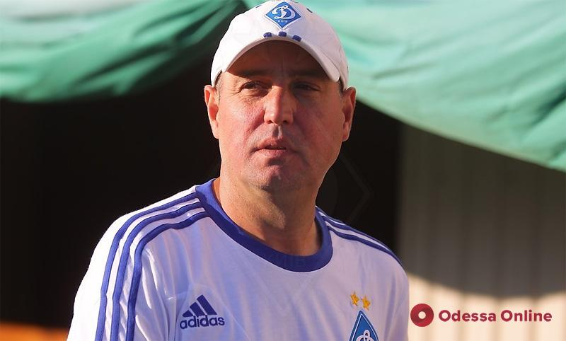 Новый главный тренер «Черноморца» начал подготовку команды к Премьер-лиге (обновлено)